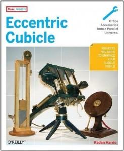 Eccentric Cubicle Book Cover