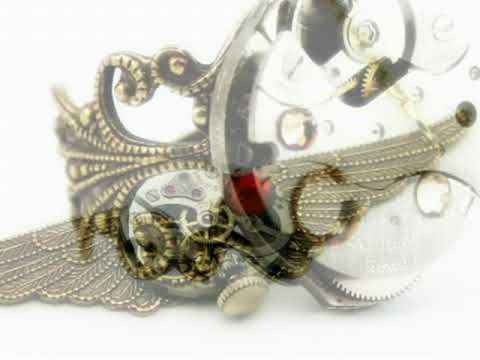 Steampunk Jewelry Designs by London Particulars