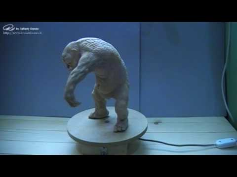 Cave Troll – Maquette