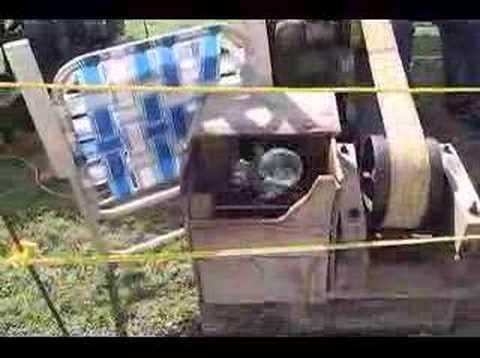 The Steampunk Bubble Machine