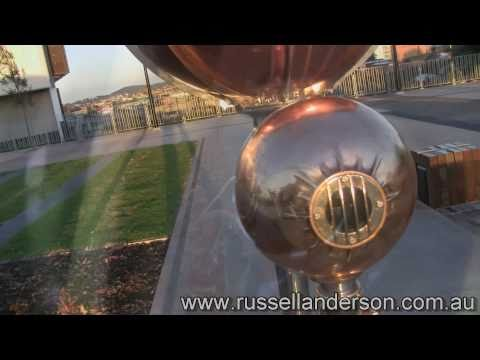 steampunk public art Machine 4