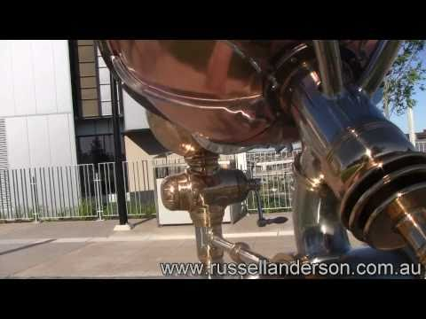 steampunk public art Machine 3