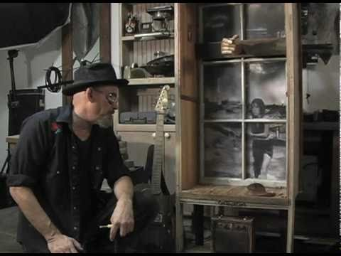The Fabrication of a Steampunk Guitar & Photographic Contraption