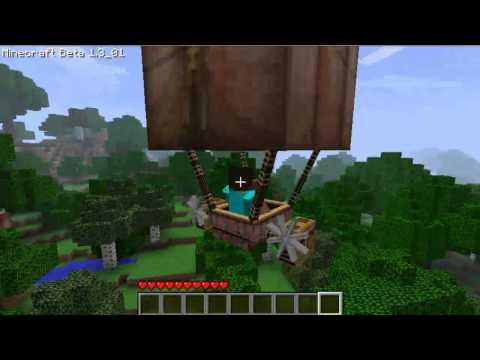 Minecraft – Episode 120 – SteamPunk | ipodmail