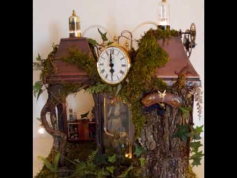 Docktor Bumble Beezer's Steampunk Fairy House