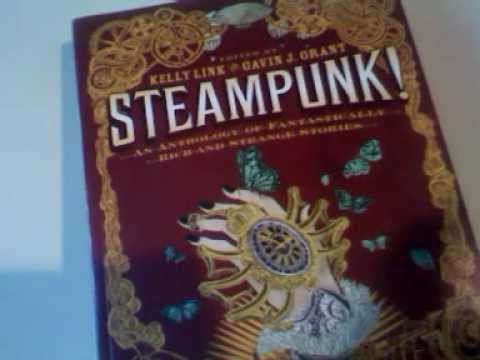 Steampunk! book review