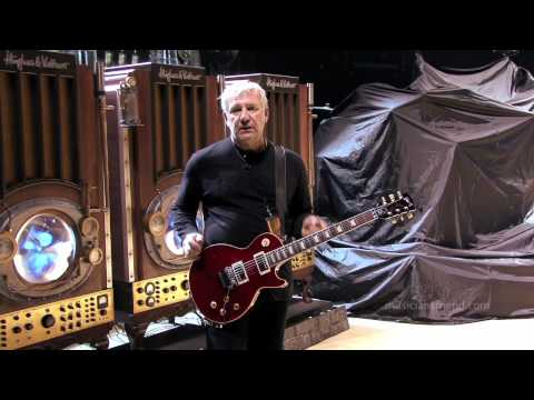 "Alex Lifeson Gear Interview: Rush ""Time Machine Tour"" 2011"