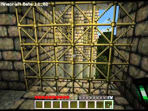 NewSwanCastle part01 – Minecraft