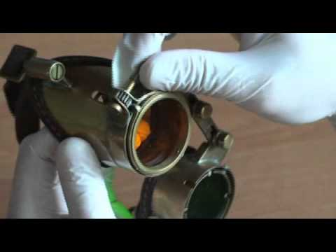 ZoomEye Steampunk Goggles