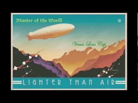 Master of the World – Venus Lens Cap – Steampunk Music
