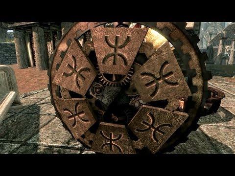 Skyrim Mod of the Day – Episode 101 – Steampunk Shield